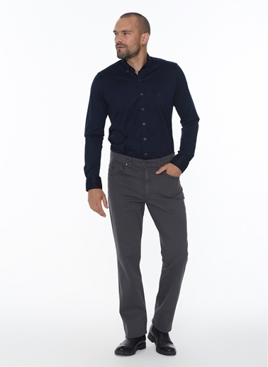 Beymen Business Klasik Pantolon Antrasit